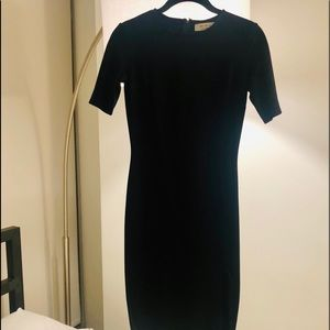 Bailey 44 Black Fitted Dress